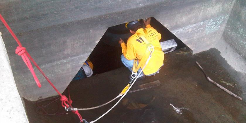 mantenimiento-tanque-aguas-residuales-unilever-wamco